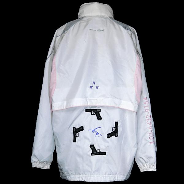 ハスラージャケット 3.5 / white x pink x purple