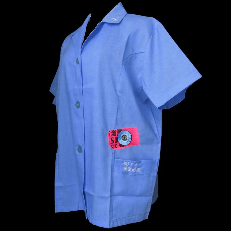 アオイ技術開発 SS測量 – Industrial Shirts / 女子社員用 その2