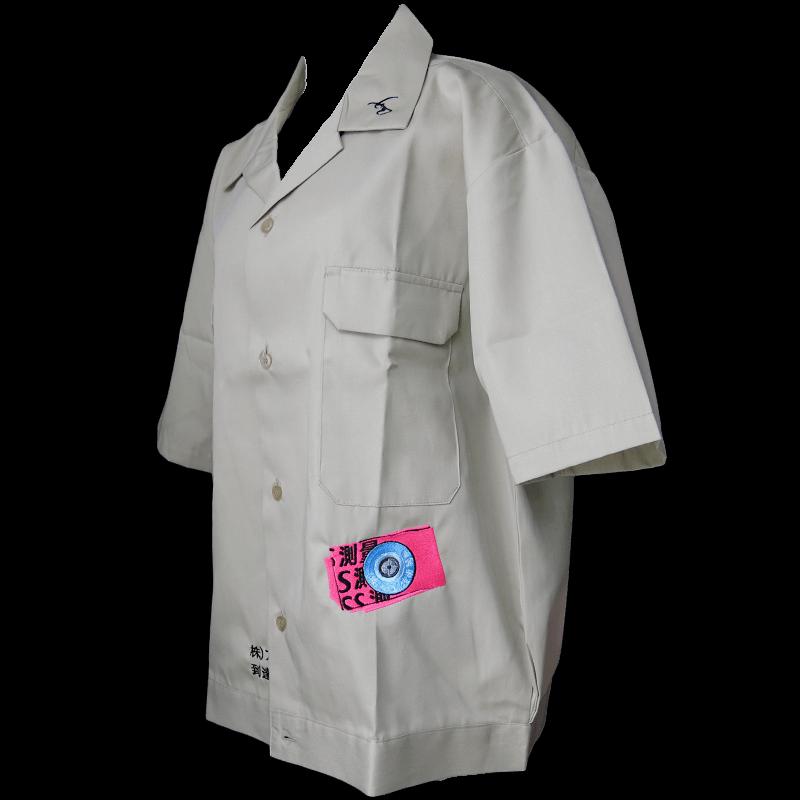 アオイ技術開発 SS測量 – Industrial Shirts / 男子社員用 その1