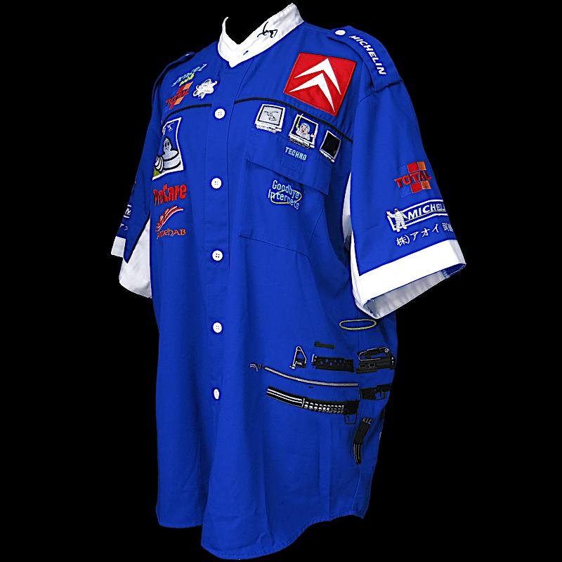 Internets Racing メカニックシャツ by Goodbye Internets