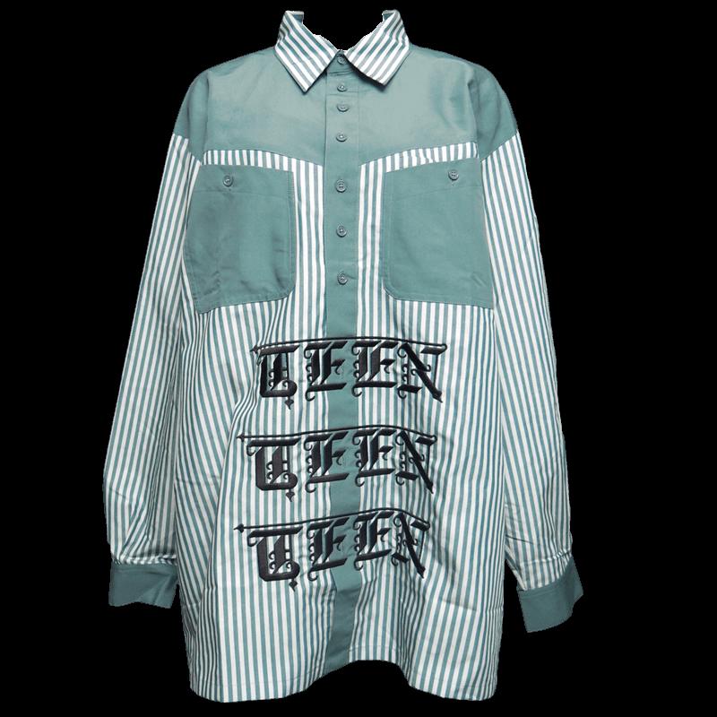 TEEN 黒 シャツ