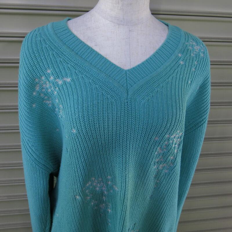 Shiny Milf Knit