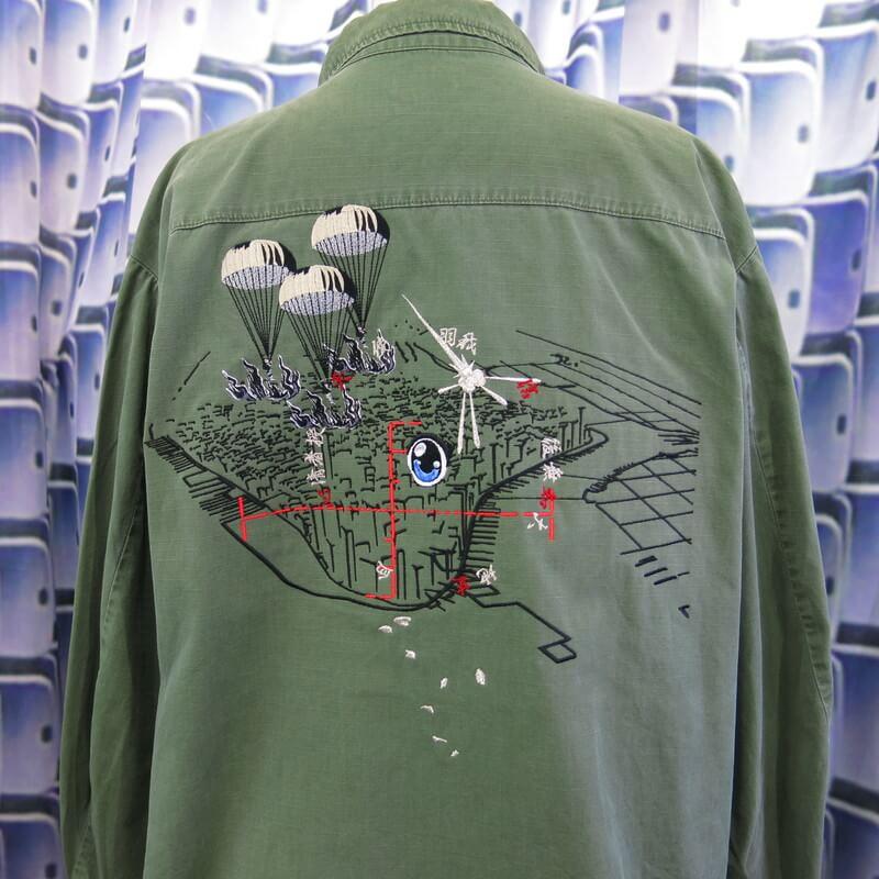 心清者 VIEW real battle shirt
