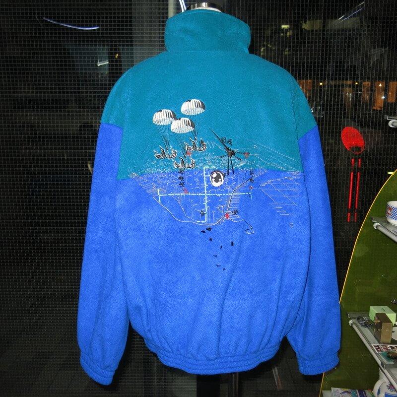 心清者 VIEW Fleece jacket