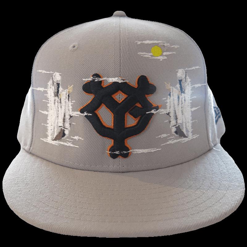 預言者s in 巨人cap